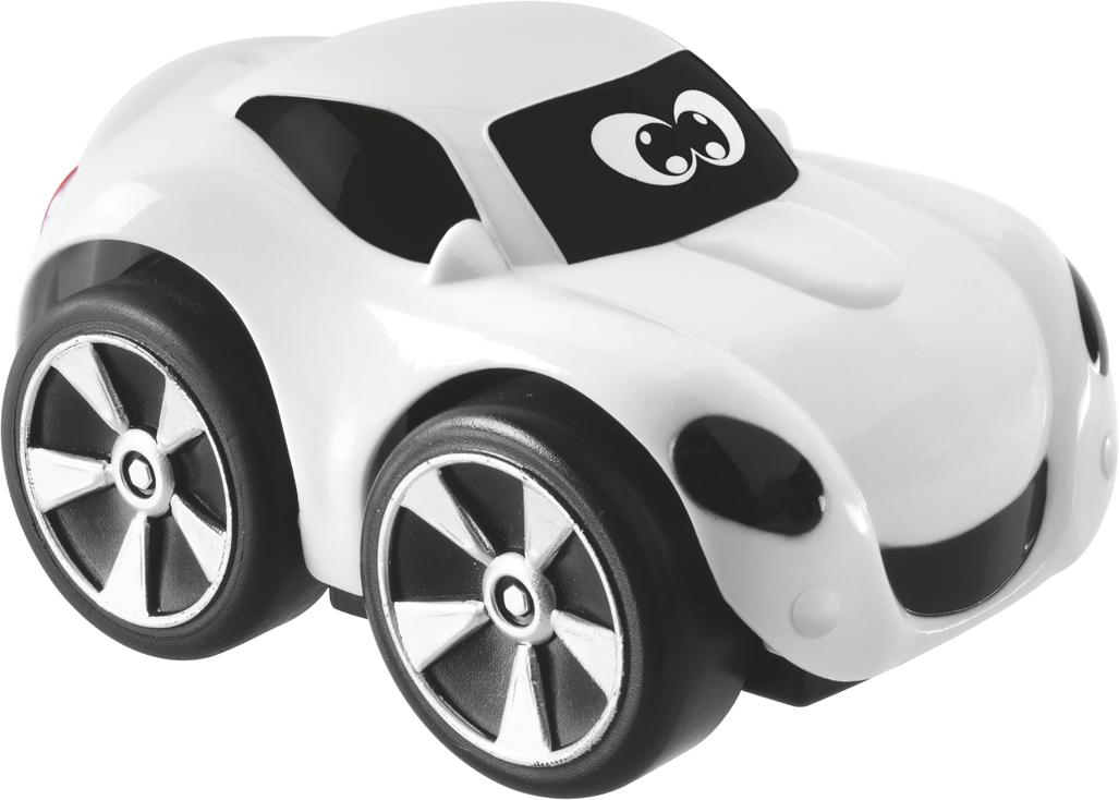 Chicco Машинка Turbo Touch Walt цвет белый chicco машинка danny drift с д у