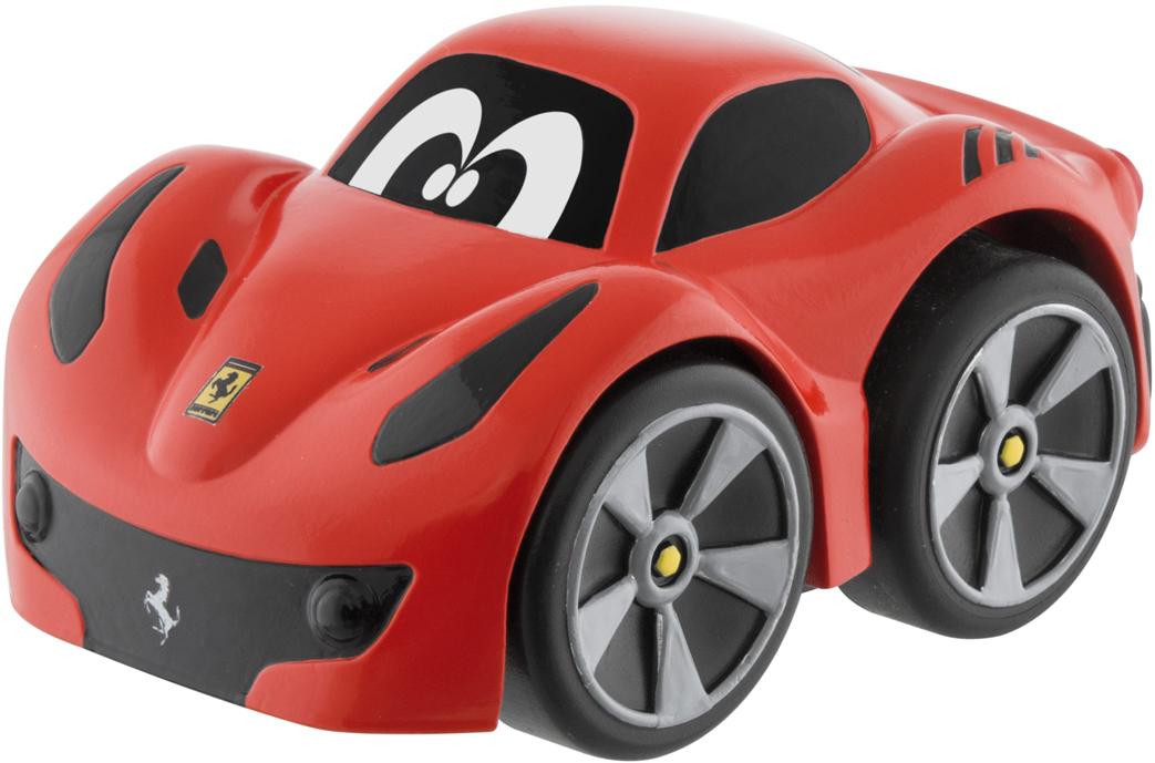 Chicco Машинка Ferrari F12 TDF chicco машинка danny drift с д у