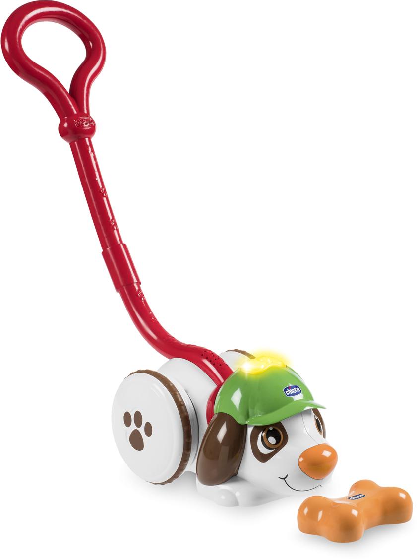 Chicco Развивающая игрушка Собака-детектив