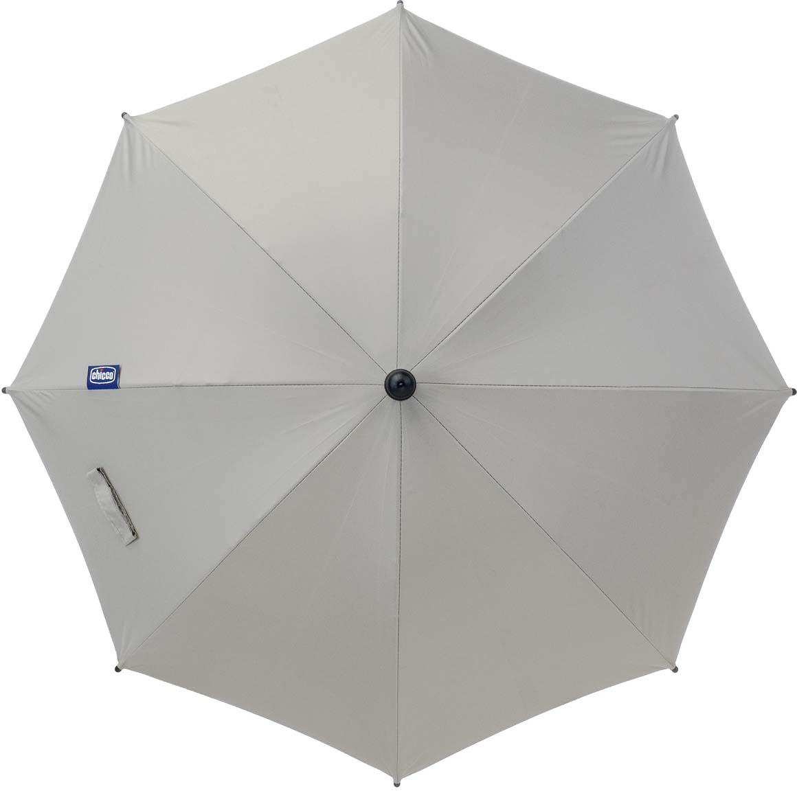 Chicco Зонтик от солнца цвет бежевый paradise зонтик от солнца и дождя (upf50 ) автоматический складной в три раза