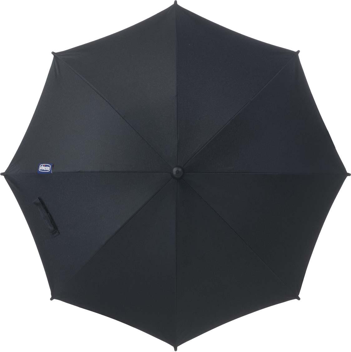 Chicco Зонтик от солнца универсальный для колясокцвет черный paradise зонтик от солнца и дождя (upf50 ) автоматический складной в три раза