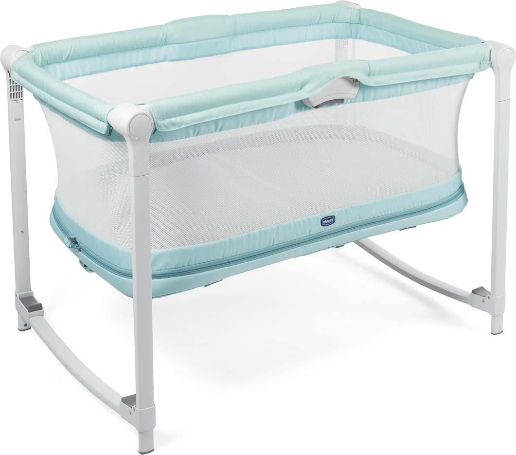 Кроватка-манеж ZIP & GO Aquarelle