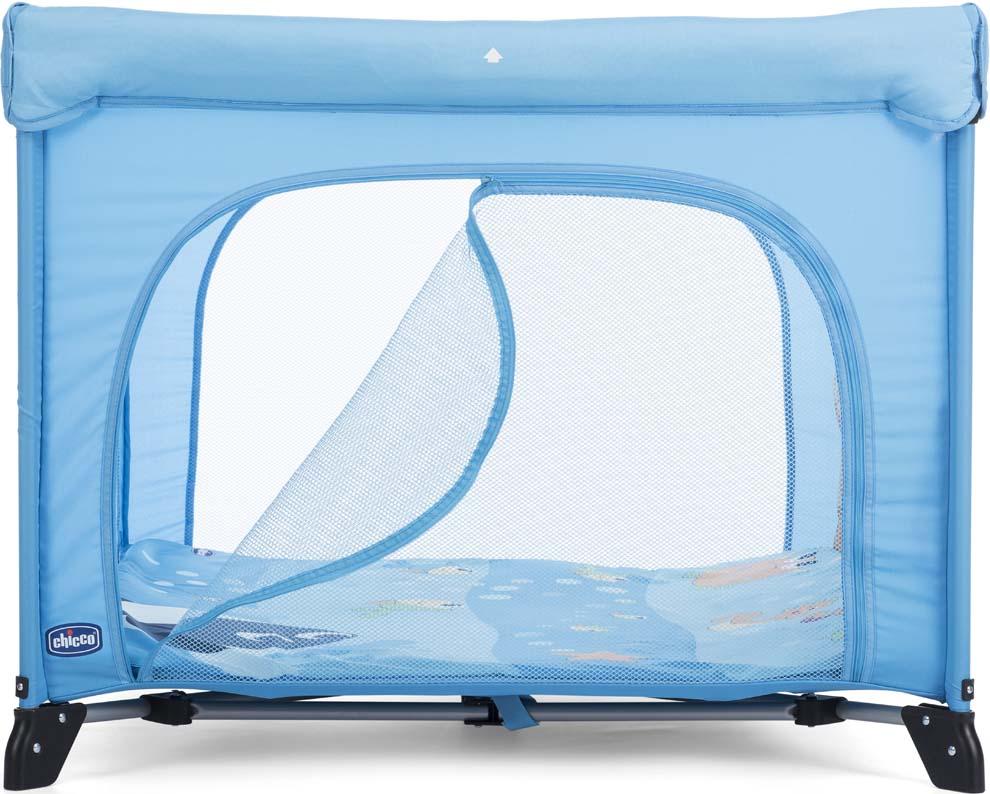 Chicco Манеж Open Box Sea Dreams детский манеж luckymango er145