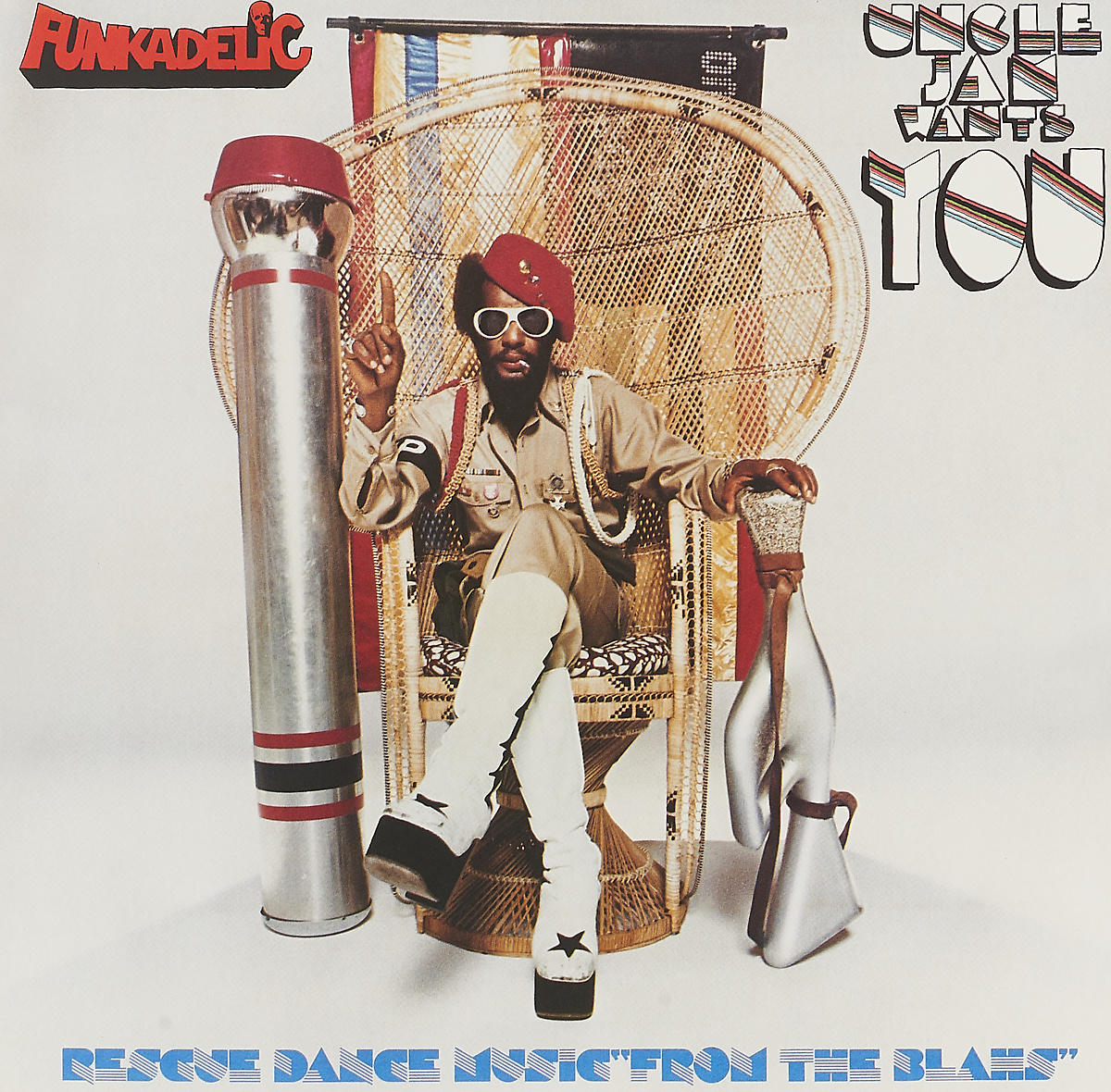 Funkadelic Funkadelic. Uncle Jam Wants You (LP) funkadelic funkadelic the electric spanking of war babies lp