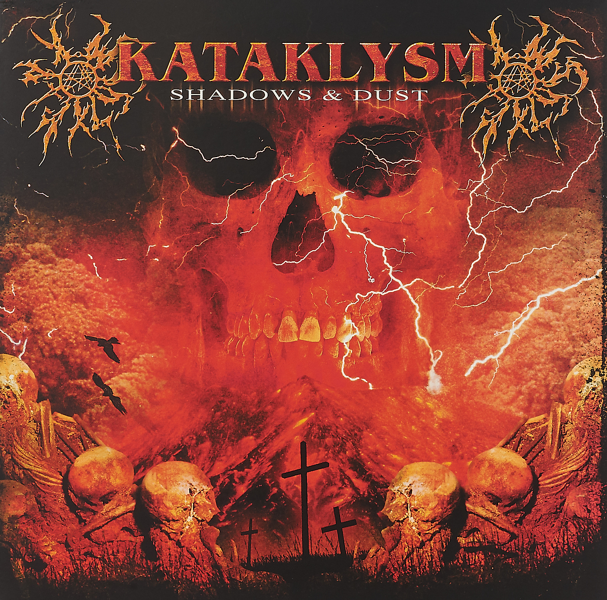 Kataklysm Kataklysm. Shadows & Dust (LP) корм для кошек mi mi кусочки в желе ягненок конс 80г