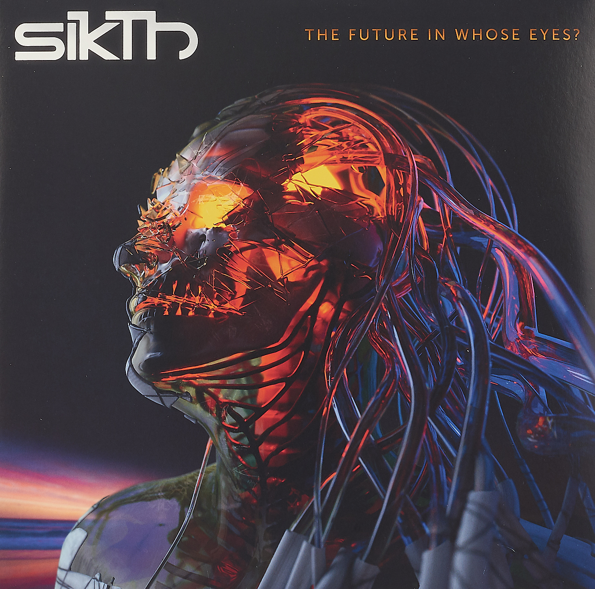 Sikth Sikth. The Future In Whose Eyes? (LP) цена и фото