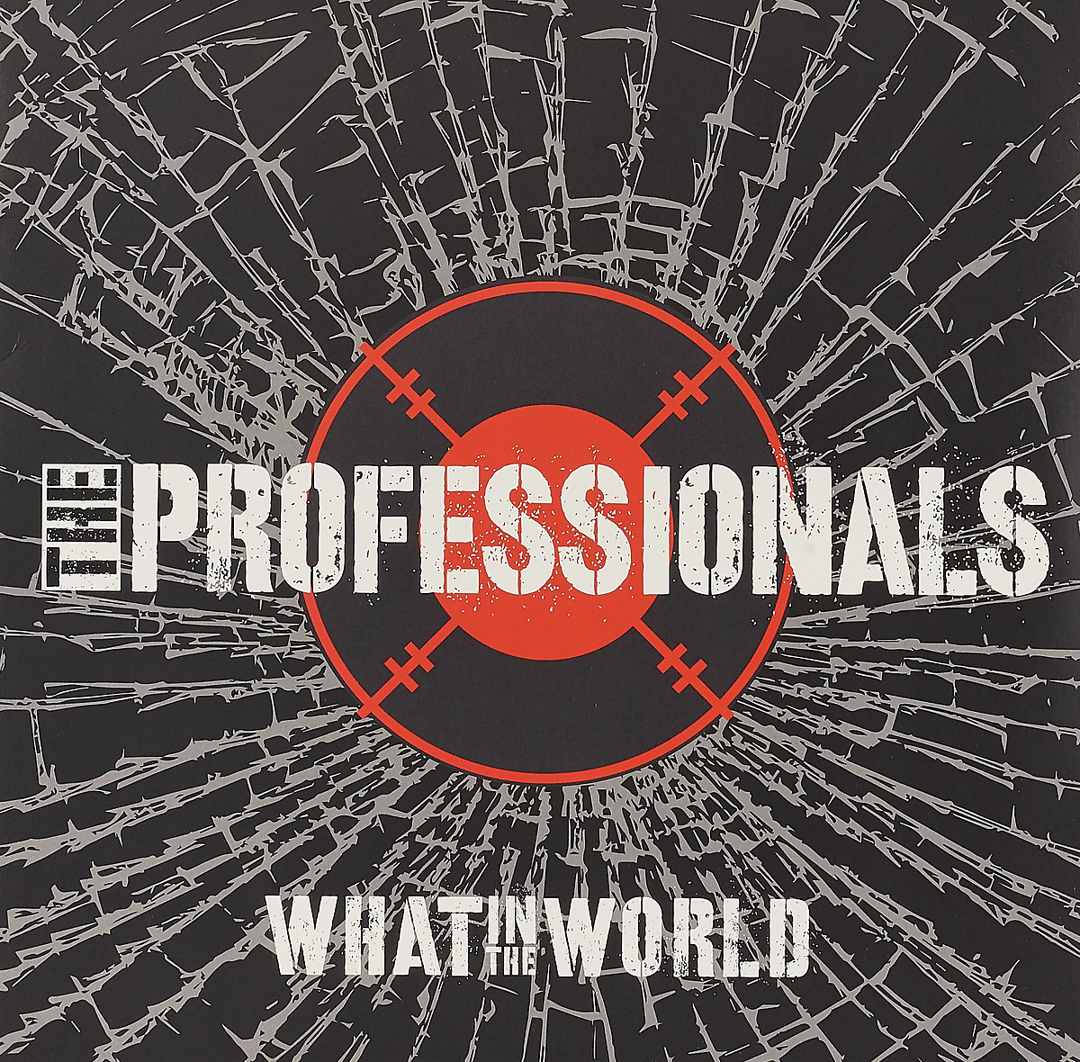 Professionals. What In The World (LP) футболка foreign trade
