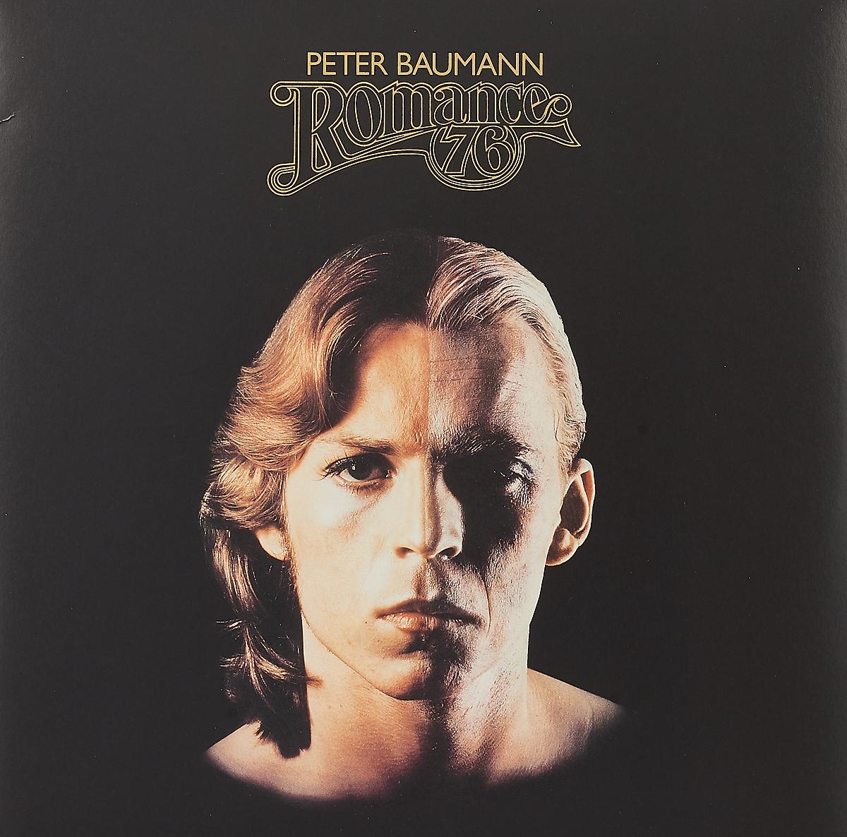Peter Baumann Peter Baumann. Romance 76 (LP)