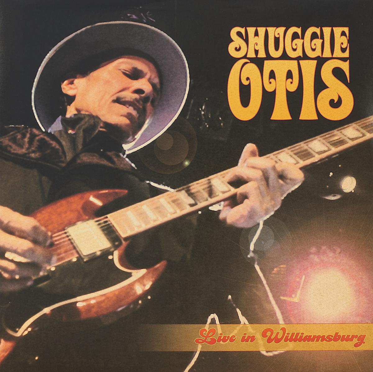 Шугги Отис Shuggie Otis. Live In Williamsburg (LP) otis redding otis redding live in europe 50th anniversary