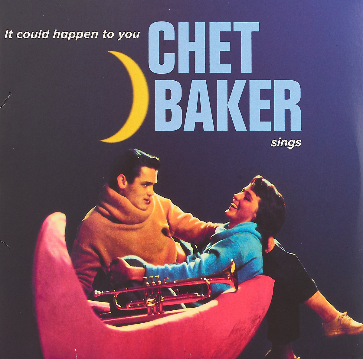 Чет Бейкер Chet Baker. It Could Happen To You (LP) l ermitage