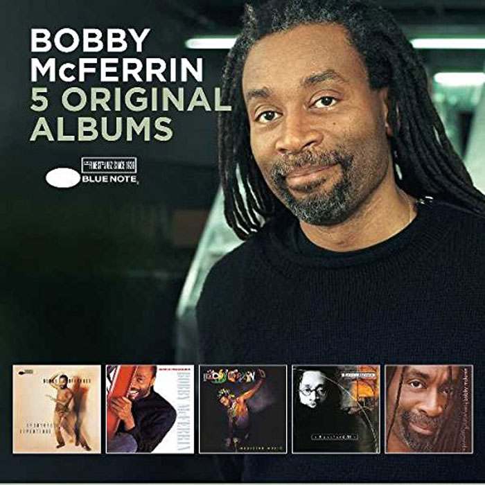 Бобби МакФеррин Bobby McFerrin. Original Albums (5 CD) bobby mcferrin live in montreal