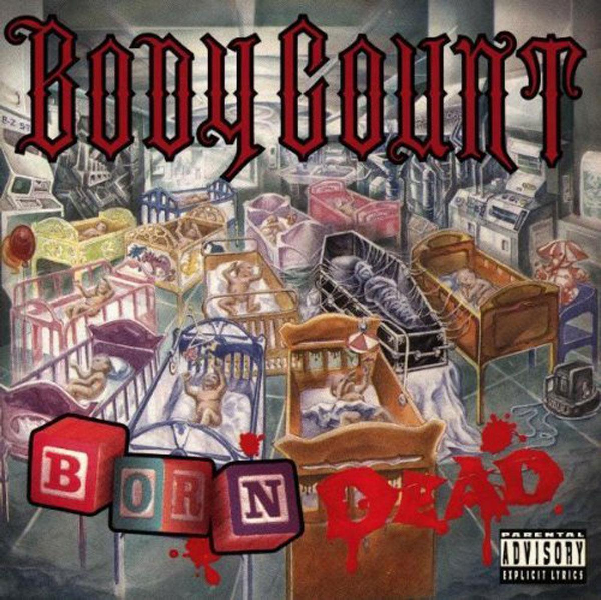 "Фото ""Body Count"" Body Count. Born Dead (CD)"