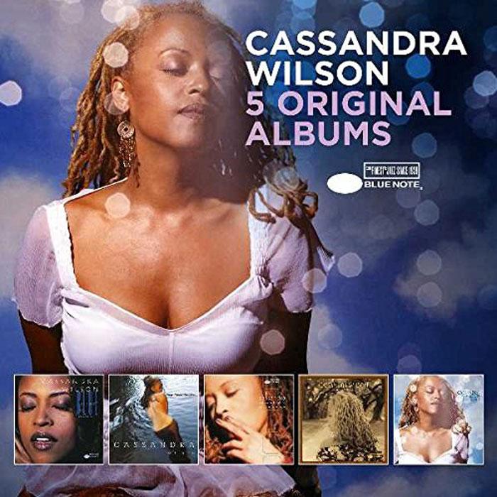 Кассандра Уилсон Cassandra Wilson. Original Albums (5 CD)