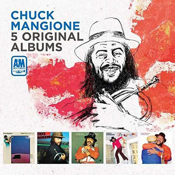 Чак Манджоне Chuck Mangione. Original Albums (5 CD) джордж бенсон george benson 5 original albums 5 cd