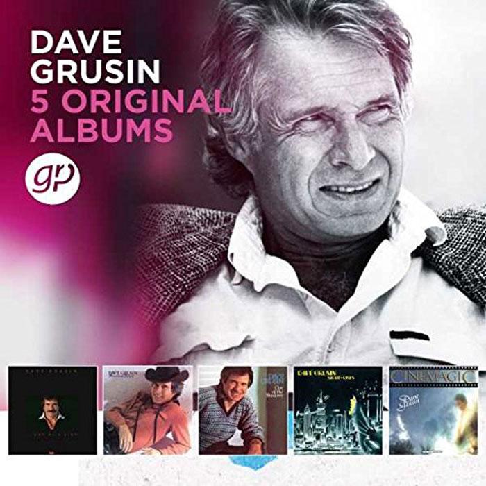 Дэйв Грузин Dave Grusin. Original Albums (5 CD)