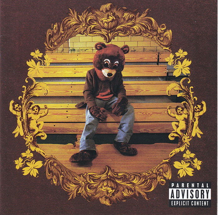 Канье Уэст Kanye West. The College Dropout блокнот printio канье уэст
