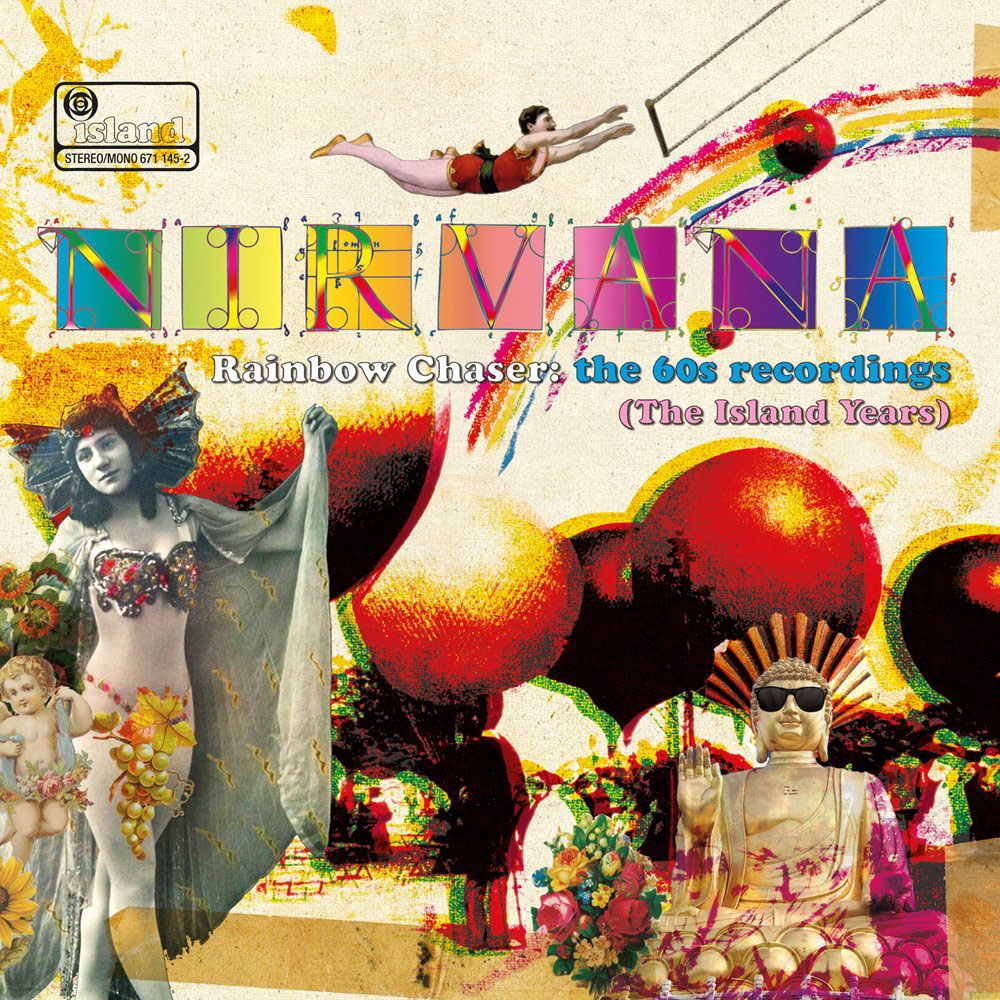Nirvana Nirvana. Rainbow Chaser: The 60s Recordings (The Island Years) (2 CD) nirvana nirvana hollywood rock festival 1993 2 lp
