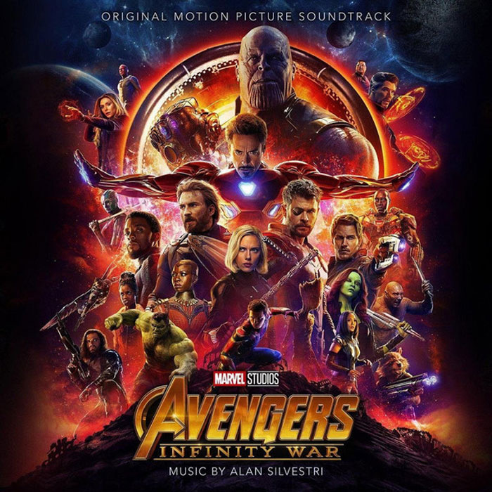 Алан Сильвестри Alan Silvestri. Avengers. Infinity War. Original Motion Picture Soundtrack 1 6 scale avengers age of ultron wanda scarlet witch full set action figure war version for collections