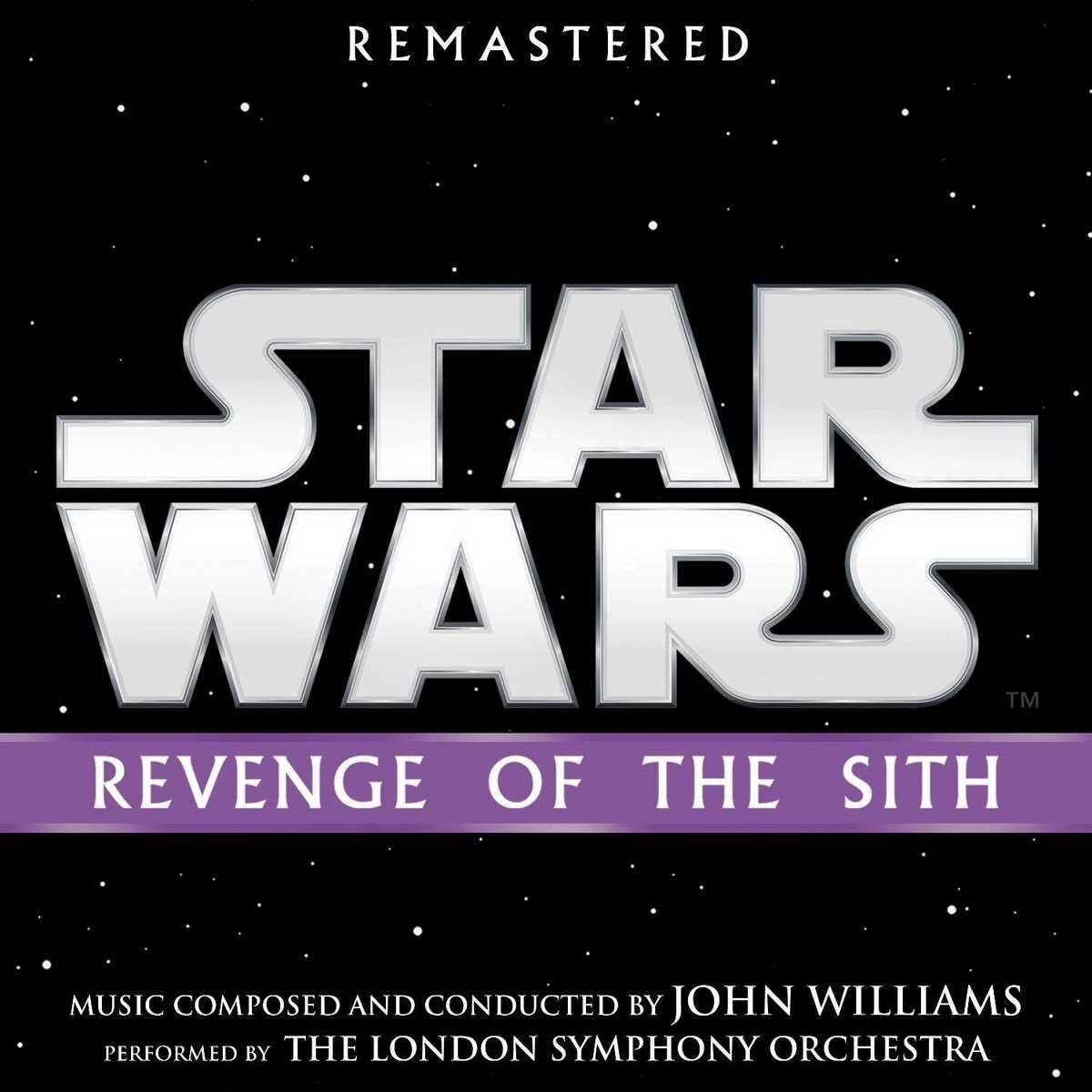 The London Symphony Orchestra John Williams. Star Wars. Revenge Of The Sith
