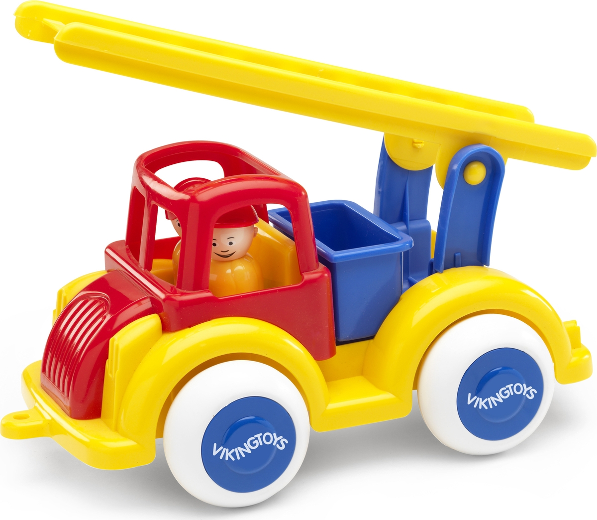 Viking Toys Пожарная машина с лестницей и двумя фигурками 1251