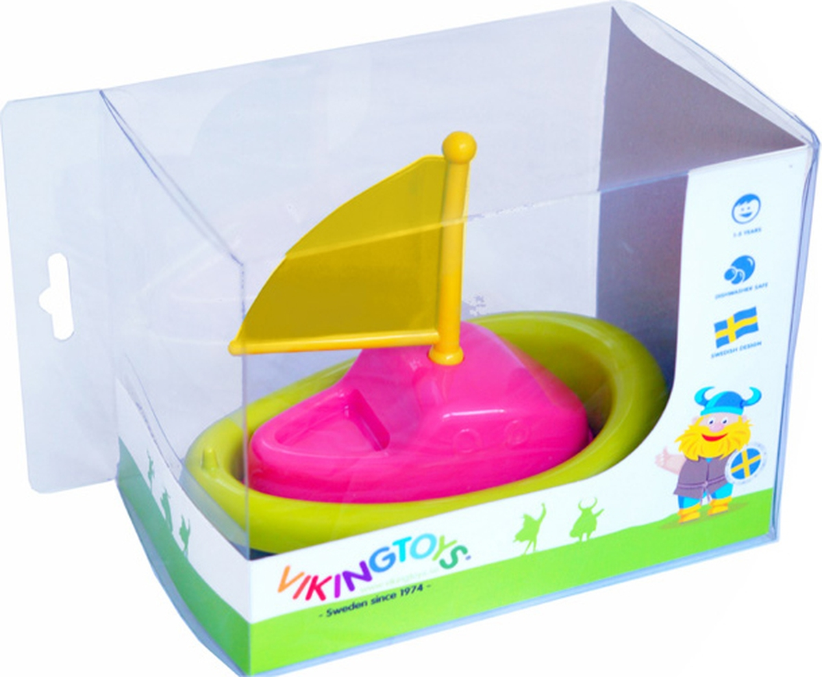 Viking Toys Игрушка для ванной Кораблик Парусный разноцветная мозаика кораблик 2604