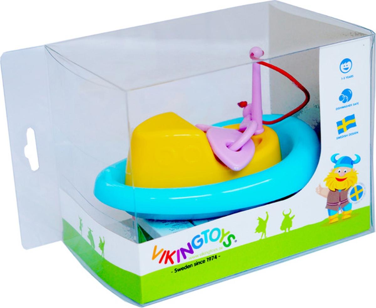 Viking Toys Игрушка для ванной Кораблик Рыбацкий цена