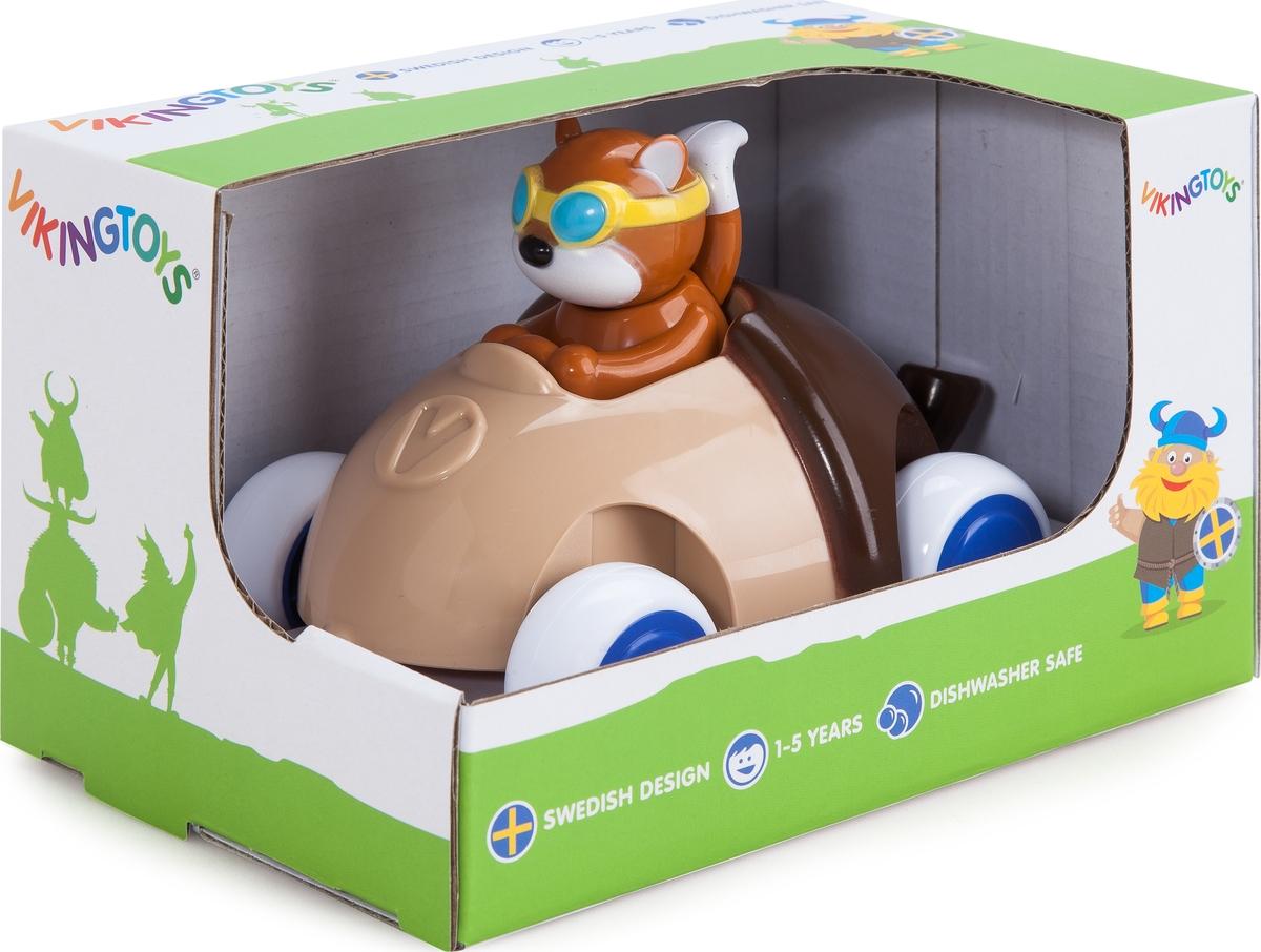 Viking Toys Машинка Желудь с Белочкой petzl demi rond