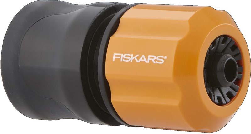 "Коннектор шланга ""Fiskars"", диаметр 9 мм, 3/8 дюйма"