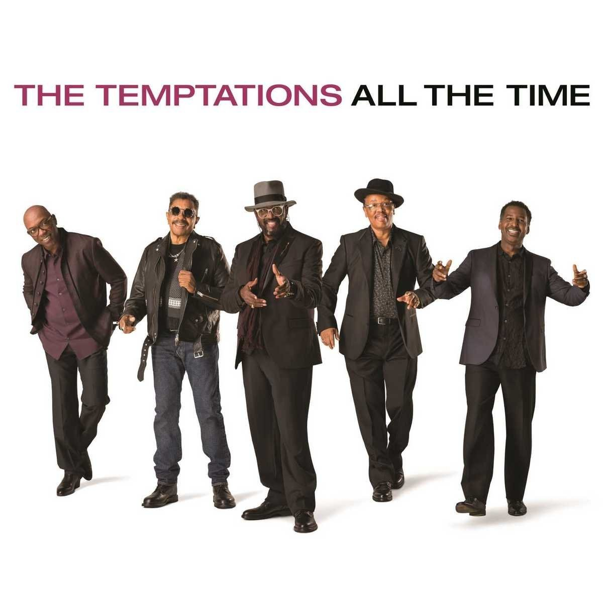 Фото - The Temptations The Temptations. All The Time лонгслив the kravets the kravets mp002xw194rv