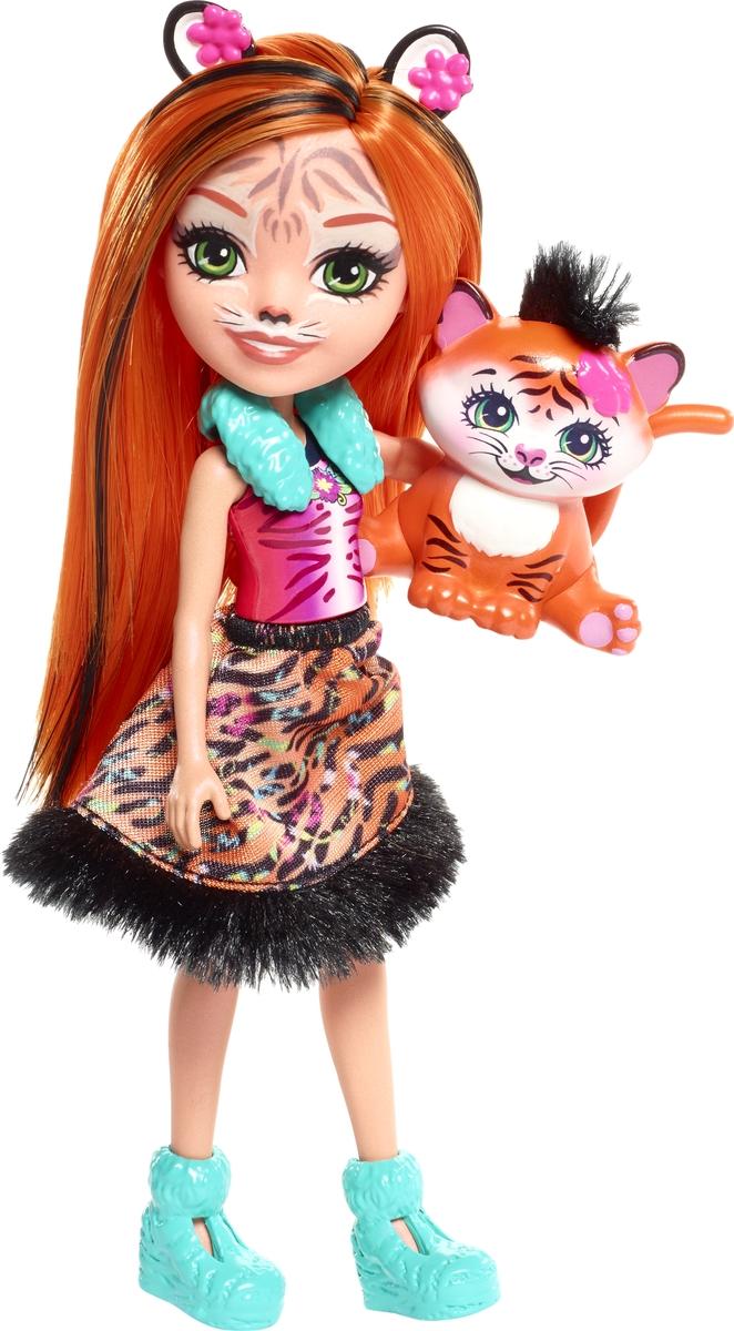 Enchantimals Игровой набор с куклой Дополнительная кукла со зверюшкой FNH22_FRH39 кабель dell sas hd mini hd mini 0 5м 470 abdq