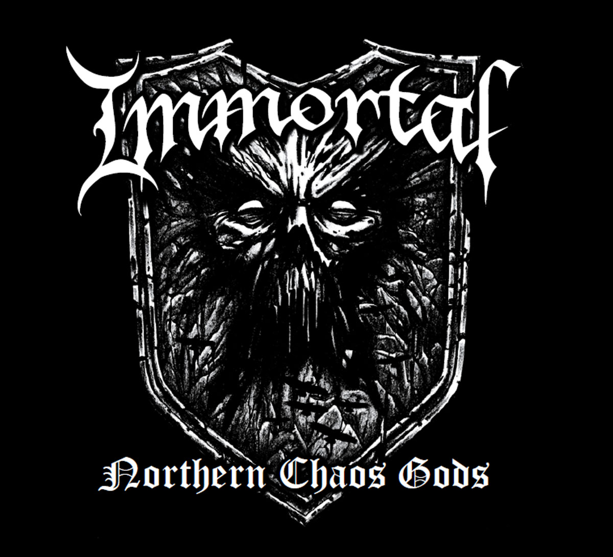 Immortal.  Nothern Chaos Gods Концерн