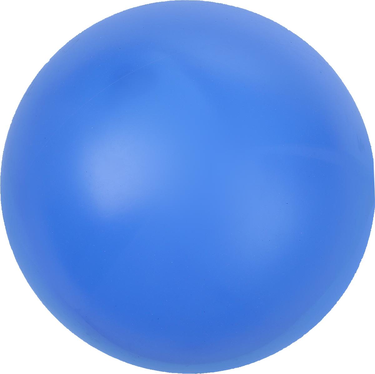 Пластмастер Мяч Классик цвет синий диаметр 21 см