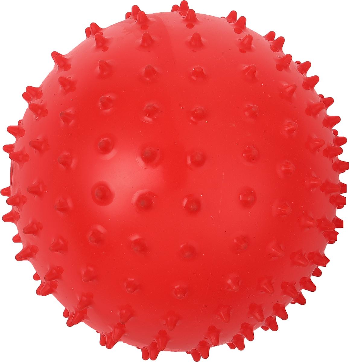 Пластмастер Мяч Классик цвет красный диаметр 16 см 70169_вид 2