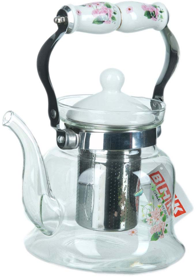 Чайник заварочный BHK, с фильтром, 1,4 л картридж ej lc
