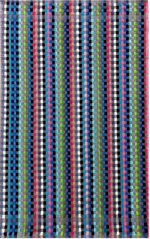 Пестротканое полотенце из египетского хлопка, которое за счет особенностей структуры волокна быстро впитывает влагу и устойчиво к истиранию. Яркое и практичное.