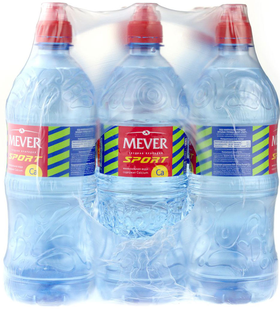 Мевер Вода питьевая природная негазированная 12 шт по 0,75 л zagori вода природная минеральная столовая негазированная 12 шт по 1 л