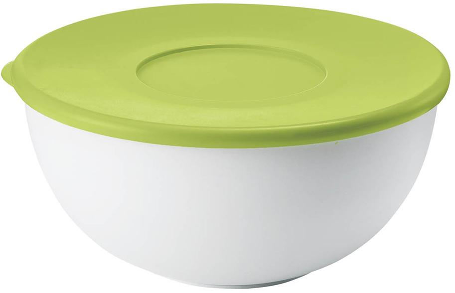 Многофункциональные контейнеры Guzzini можно хранить в холодильнике и использовать в микроволновой печи (предварительно сняв крышку), они не бьются и не разрушаются, безопасны для природы и человека, поскольку сделаны из перерабатываемых и сертифицированных материалов. Их легко мыть благодаря гладкой и полированной внутренней поверхности, а так же удобно открывать и закрывать за счет мягкой крышки. Говоря кратко, этот контейнер станет ценным помощником на кухне, но и не только - вы можете использовать его в офисе или взять с собой на природу, чтобы насладиться вкусной и полезной пищей на свежем воздухе. Можно мыть в посудомоечной машине.