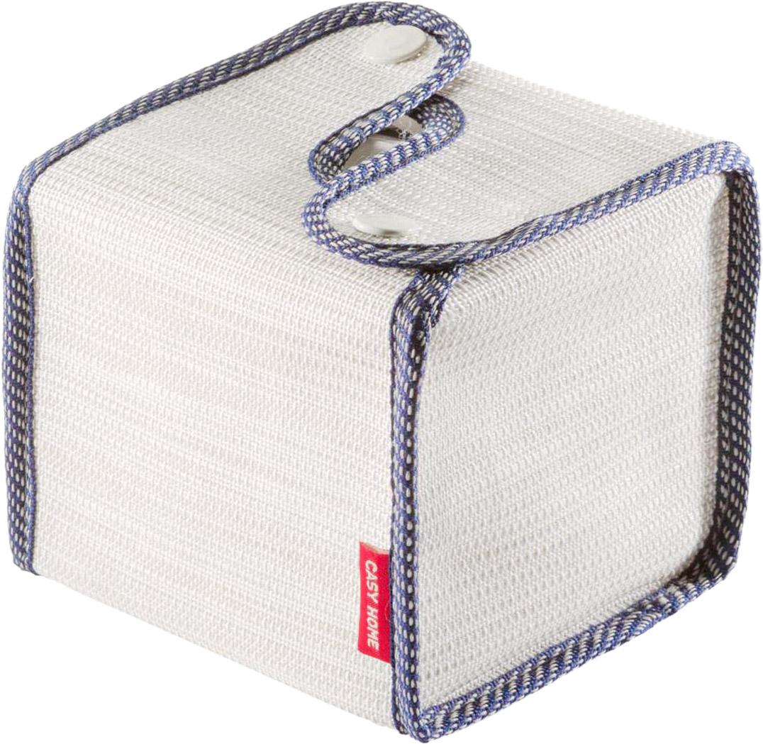 Стильная и необычная салфетница, которая скроет картонную упаковку и сделает интерьер кухни более гармоничным. Изделие прочное и легко чистится. Салфетница отлично подходит для мест с повышенной влажностью. Применяется для бумажных салфеток в коробе 12х11х12 см