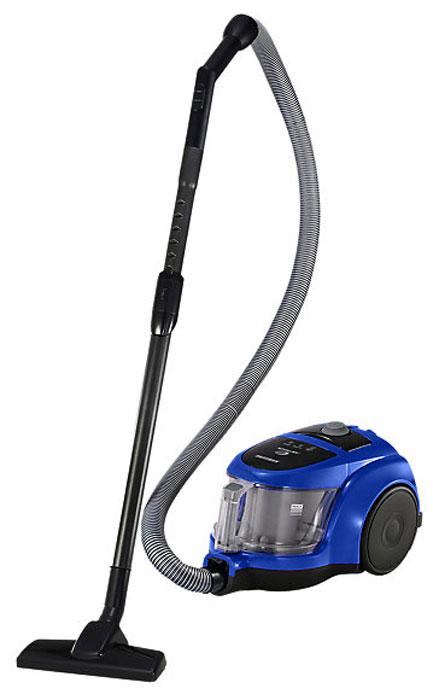 Samsung SC-4140V3A, Blue пылесос пылесос samsung vc18m3120 blue