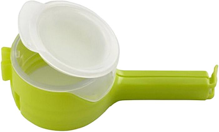 Крышка-дозатор для сыпучих продуктов поможет вам организовать пространство кухни. Крышка плотно крепится к любым пакетам и не даст просыпаться и крупинке. Больше не нужны многочисленные контейнеры, занимающие так много места! Фактический цвет может отличаться от заявленного.