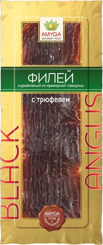 Amyga Филей сыровяленый из мраморной говядины с трюфелем, 70 г