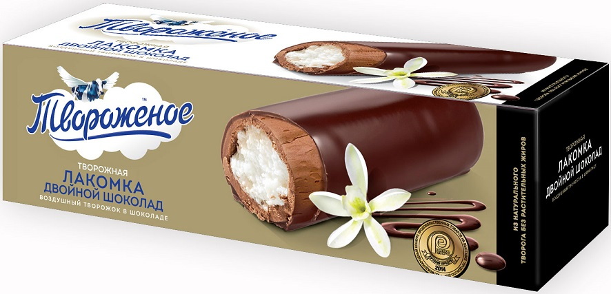 Твороженое Лакомка двойной шоколад 15%, 55 г волшебница школьная шоколад 190 г
