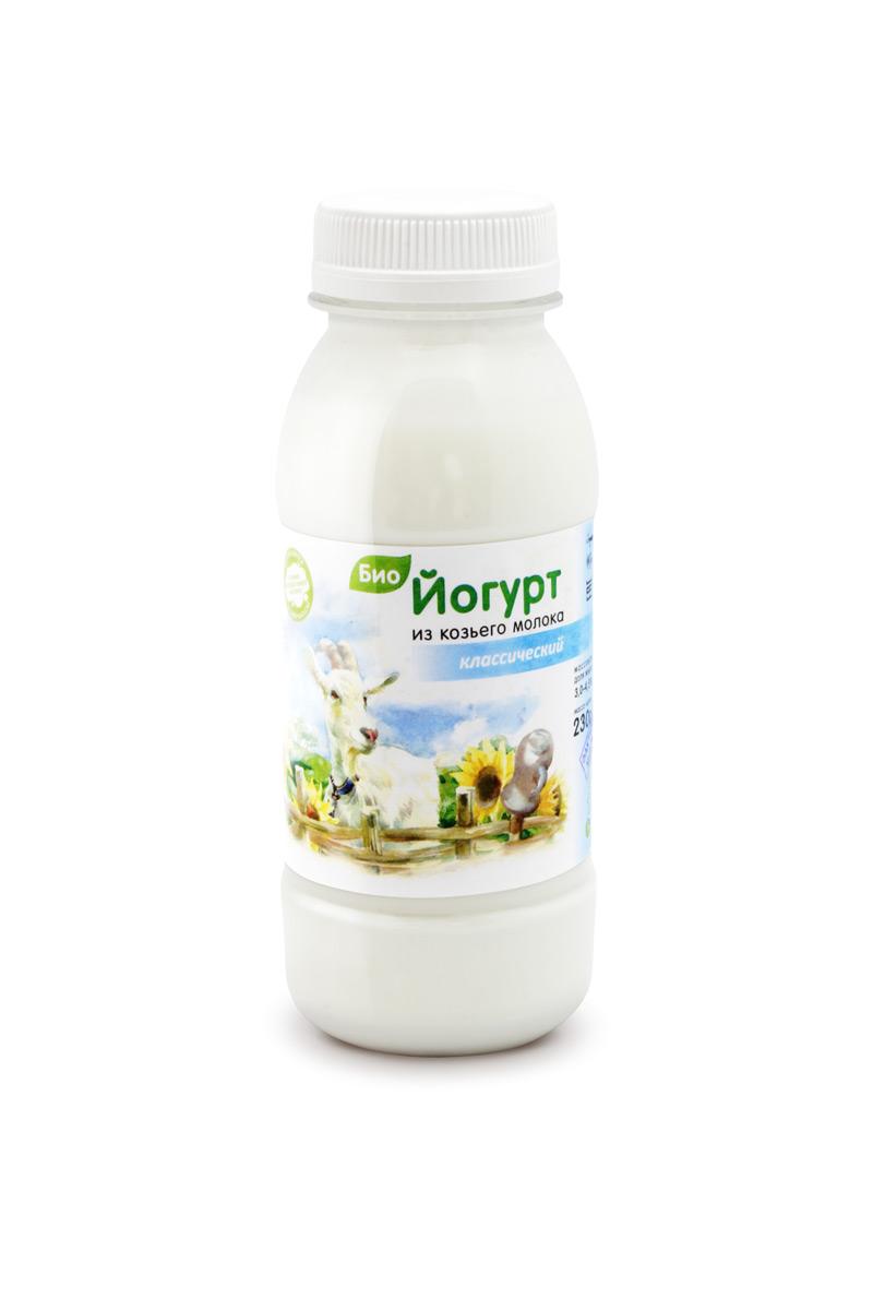 Формула здоровья Биойогурт из цельного козьего молока 3 - 4,5%, 230 г компас здоровья с имбирем отруби овсяные 200 г