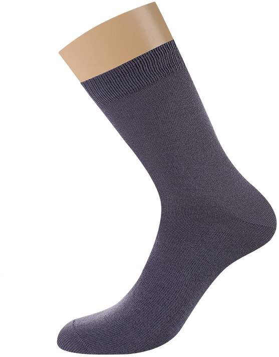 Носки мужские Omsa Eco, цвет:  светло-серый.  SNL-414871.  Размер 42/44 Omsa