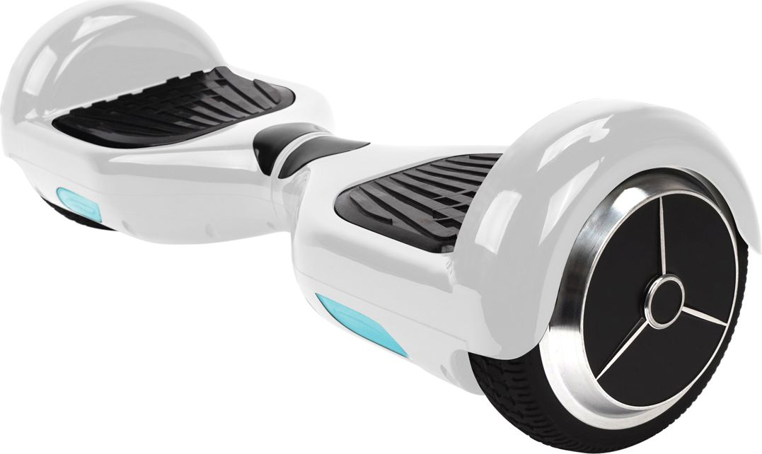 iconBIT Smart Scooter Kit, White (SD-1812W) гироскутер