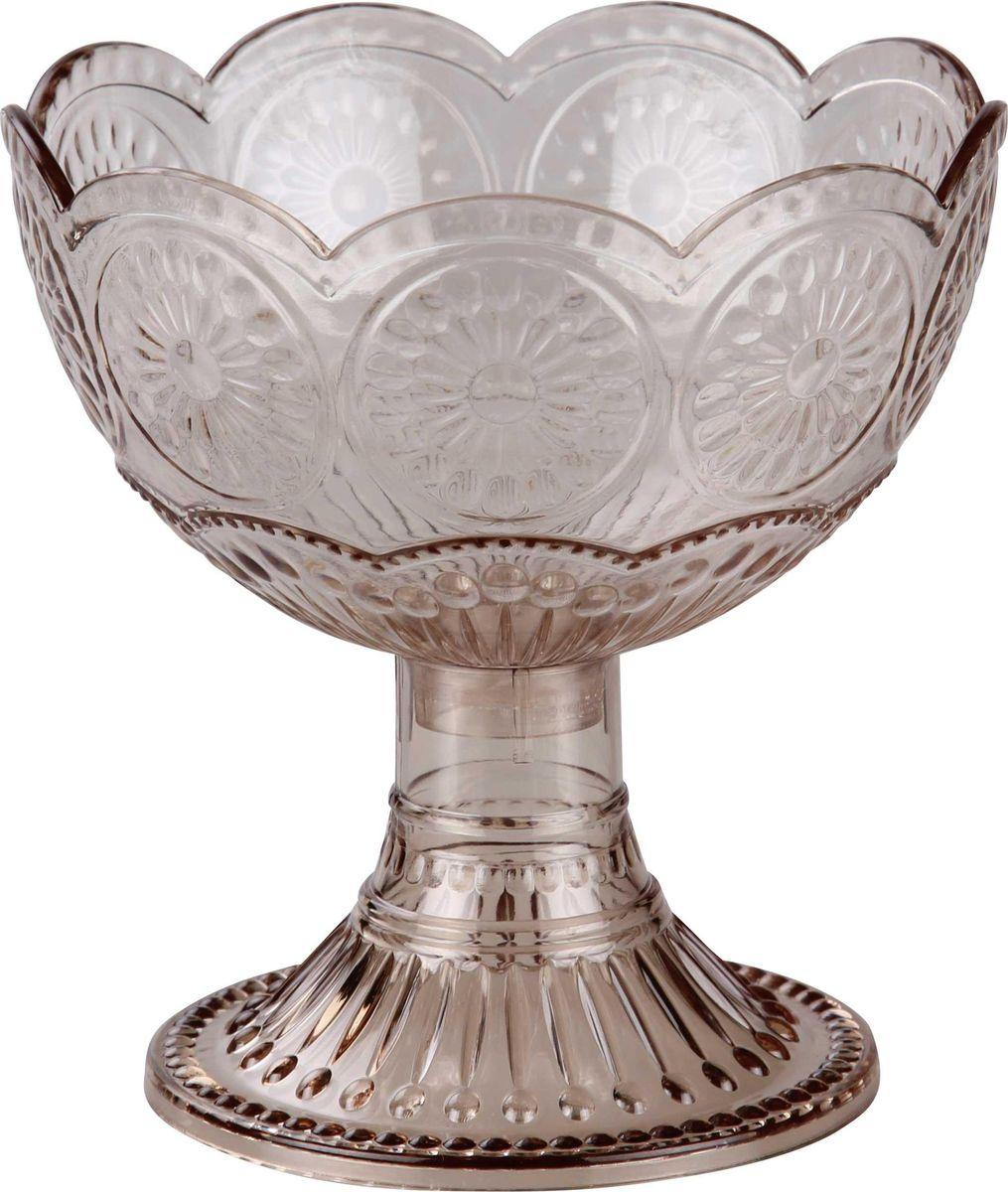 Креманка Альтернатива Услада, цвет: бежевый креманка для десертов 100г ложка 13 см 1168246