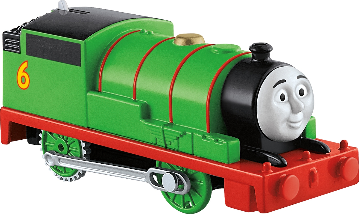 Thomas & Friends Паровозик Перси CKW29_DFJ38 figures houses girl friends stephanie mia olivia andrea emma andrea blocks learning toy gift compatible with with friends gift