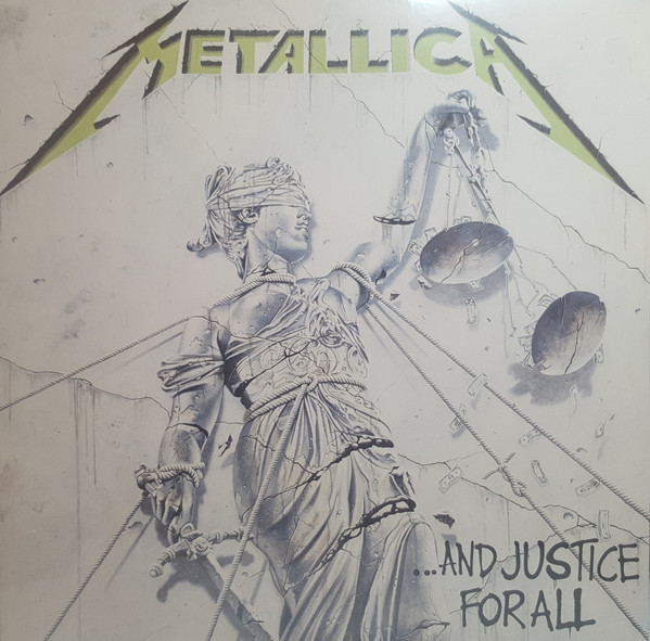 Metallica Metallica. And Justice For All (2 LP) metallica quebec magnetic 2 dvd