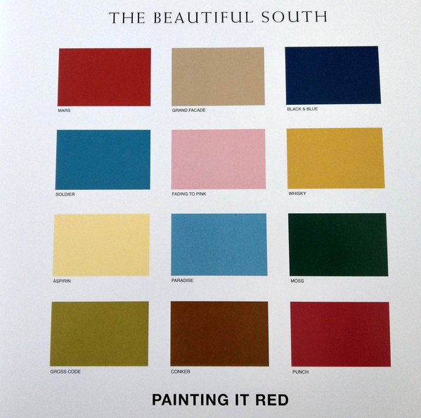 The Beautiful South The Beautiful South. Painting It Red (2 LP) пол томас сандерс paul tomas saunders beautiful desolation 2 lp