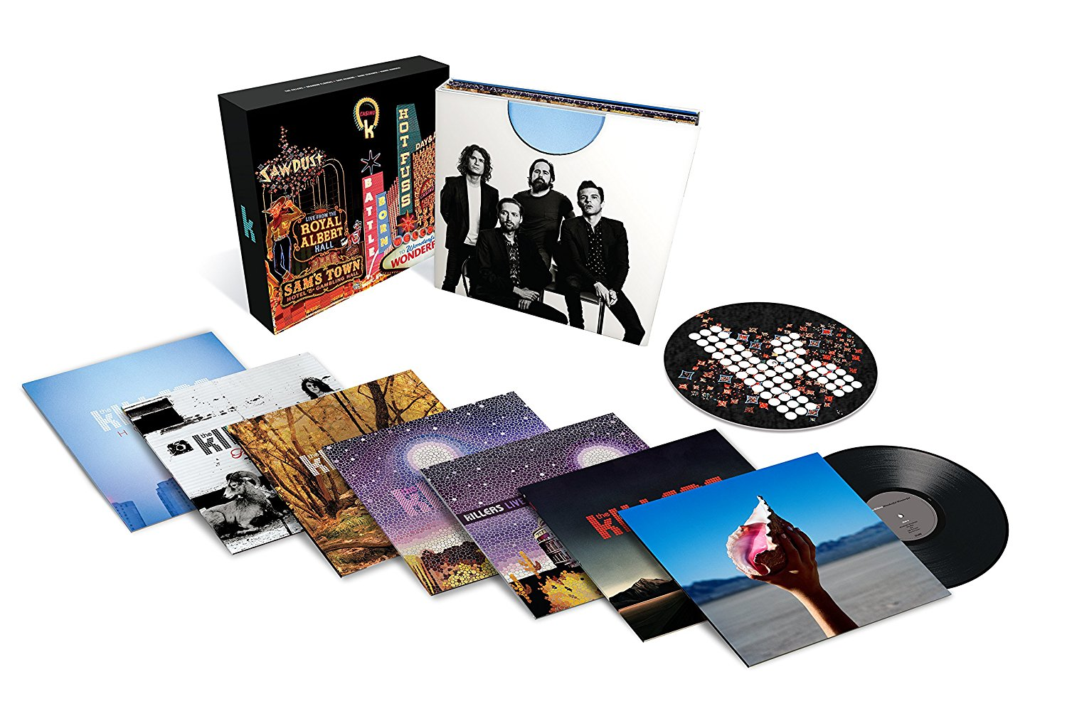The Killers The Killers. Career Box (10 LP)